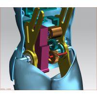 电动产品齿轮箱设计_静音大扭矩,在有效的空间内达到产品功能要求