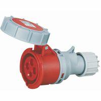 启星科技QX-556 32A/4P经济型工业防水连接器