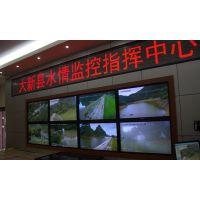 富晋天维防汛抗旱可视化监测系统