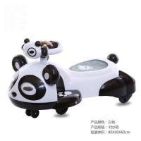 新款熊猫带音乐 宝宝滑行溜溜车 儿童扭扭车 摇摆车童车