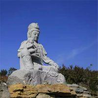 石雕释迦牟尼佛佛像花岗岩三世佛坐佛观音寺庙古建筑寺庙雕塑摆件