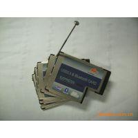 EXPRESS笔记本转接卡USB2.0+蓝牙不露头短卡