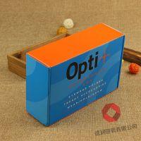 厂家定做 彩印折叠礼品包装纸盒 瓦楞纸盒 包装飞机盒 可印logo