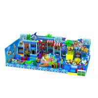 安徽奇缘游乐儿童淘气堡室内设备大型商场主题游乐场设备电动淘气宝亲子乐园