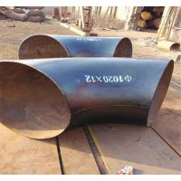 蒂瑞克1020*12弯头现货 定制不锈钢防腐耐磨弯头 全国配送