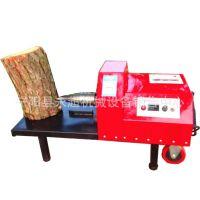 电动劈柴机全自动多功能劈木机厂家直销木材加工设备废木头处理机