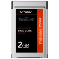 天硕SLC工业级PCMCIA ATA卡PC卡 2GB工业存储卡高稳定性超长寿命 军工品质匠心之选