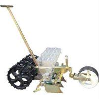 手推式滚筒式种植机 玉米棉花播种机 手拿式播种机