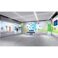 山东数字展厅,山东全息展厅,山东全息数字展厅,山东全息科技馆,倾影科技