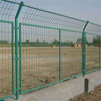 池塘道路护栏网 框架护栏网 机场隔离防护网