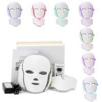 韩国LEG光谱仪面罩美容仪七色采光美白去痘印面膜光子嫩肤仪家用