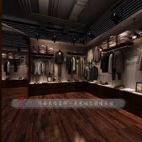 郑州男女服装店装修、郑州商场服装店设计、我知道哪家公司做的不错