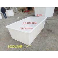 雄亚塑胶 ,东莞塑料水箱 厂家供应滚塑塑胶桶加厚塑料方箱 400L方箱