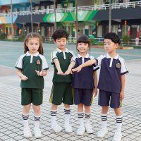 春季班服小学生校服套装学校学院风中学生运动服幼儿园园服春秋装