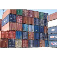 上海到山东临沂水运货柜装瓷砖装几多吨