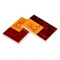 优质桉木整芯制成 耐磨建筑木模板 湖南建筑板材厂家直销