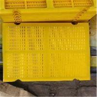 厂家加工 耐磨聚氨酯筛板 条缝高频聚氨酯震动筛网 欢迎选购