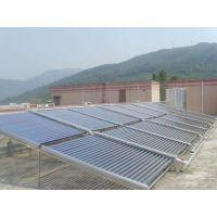 内蒙古太阳能热水工程10吨,内蒙古太阳能酒店宾馆学校洗浴热水10吨