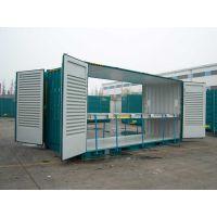 特殊侧开箱展示(根据客户需求设计制作案例分享)散货箱