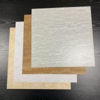 韩华雪雁PVC/LVT 457*457方形防潮地板特价刷胶塑胶地板