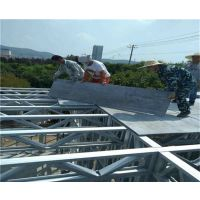 钢结构楼层板-安徽中坤元公司-轻钢结构楼层板