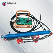煤矿工人好帮手20T气动紧链器 金林机械30T气动液压紧链器