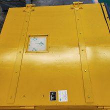 SWM型无压风门设计厂家 压力平衡式风门价格
