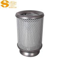 专业生产SITTY斯迪99.1721LA1圆形户外垃圾桶