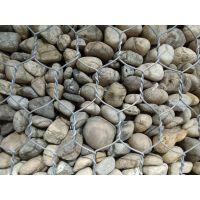 双绞合PVC包塑热镀锌铝合金钢丝格宾石笼护脚 厂家