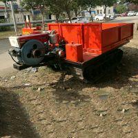 履带运输车 建筑工程矿地全地形履带式拖拉机 四不像农用运输车