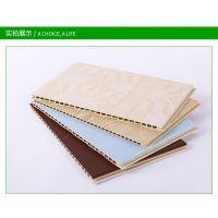 欧博润竹纤维集成墙板快速装修低价促销