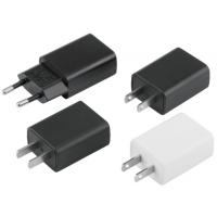 厂家生产5V2A过CE/UL认证USB10W智能充电器手机平板电脑电源适配器