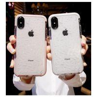 简约透明防摔苹果X手机壳iPhone7plus 8 6s 全包硅胶套潮男女款软