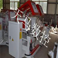 丽水市断桥铝门窗加工设备质量好的厂家 浙江省铝材双头锯价格