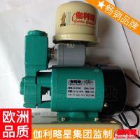 自吸热水泵 家用自动自吸水泵 220v自吸水泵 吴