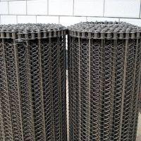 山东厂家非标定制食品杀菌机网带输送机不锈钢网带