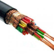 长峰特种ZR-DJVVP3铜芯聚氯乙烯绝缘铝箔/塑料薄膜复合带总屏蔽聚氯乙烯护套阻燃计算机电缆