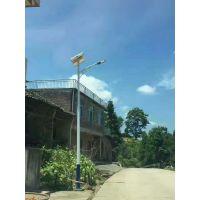 路灯杆生产厂家告诉您 岳阳市岳阳县风光互补路灯为什么使用LED光源