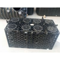 全国发货施工方买家指定产品郑州亚源科技雨水模块环保PP材质设计精巧