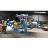 摇控飞机,儿童乐园灯光遥控旋转升降飞机游乐设施
