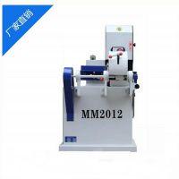 厂家直销MM2012单带圆棒砂光机双带木工机械立式圆棒砂光机打磨机