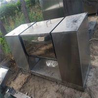 出售全新不锈钢槽型混合机 二手400L全自动不锈钢槽型混合机 热销