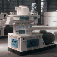 安徽大型秸秆颗粒机 木屑颗粒机成套机组 恒美百特可分期