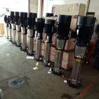 生产销售32CDLF4-120立式轻型不锈钢多级离心泵/消防泵,管道增压水泵多级泵运行平稳