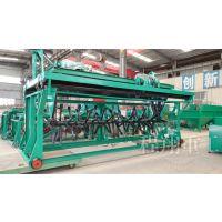 程翔槽式翻堆机 槽式翻堆机设备特点及发酵制作小型有机肥生产线流程介绍