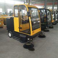 现车出售小型扫地车纯电动驾驶扫地车大型市政扫路车排量多种供选l