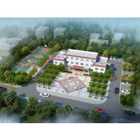 装配式800平村级公共服务生产平台