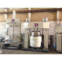 邦德仕供应玻璃基料搅拌设备 5000L强力分散机 膏体生产设备