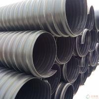 武汉HDPE钢带管增强螺旋缠绕管大口径波纹管运输装卸方便易于安装