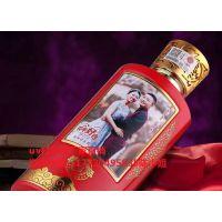 抚州生产个性酒瓶uv彩绘机厂家